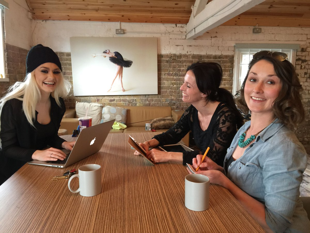 test Twitter Media - The Paris Fashion Workshop team meeting at the @TheLoft_Studio yesterday for our preflight check. Everybody look busy http://t.co/cA4vRPicHz