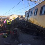 #TrainCrash All EMS on scene at train crash at Denver station Via @MedixGauteng  http://t.co/zdov3dXxuQ