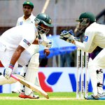 #BANvPAK 1st Test Day 1: Yasir picks up Tamim Iqbal at the brink of lunch: Session 01 report: http://t.co/3RuMyLcnYu http://t.co/KWrTwTe7nG