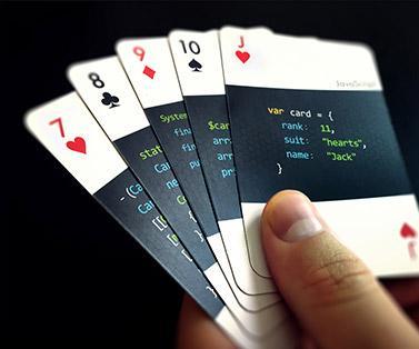 code:deck, un jeu de cartes pour les devs, par des devs. http://t.co/EiuBkr45iZ http://t.co/X2a0YxNBUz
