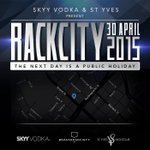 Alrighty then Cape Town! Thursday we on! #RackCity30April brought to you by @Skyyvodkasa @boastonsociety & @StYvesCPT http://t.co/z2GlVZHgC6