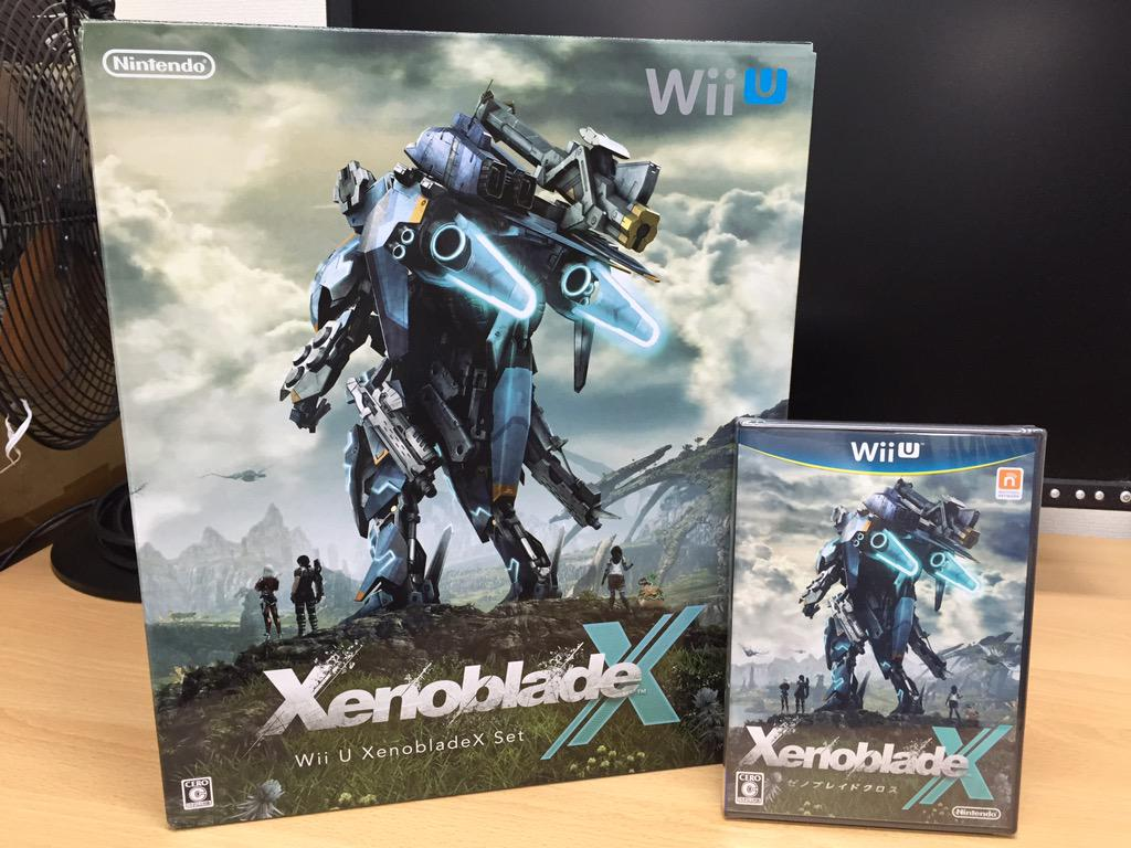 Goodbye, Earth. It's been real #XenobladeX #GoldenWeek #Skellebration http://t.co/Bbd9qXH7gm