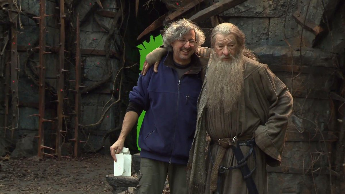 RIP Andrew Lesnie, long time collaborator & cinematographer with Peter Jackson. http://t.co/9XioYHCtCk http://t.co/5soYlxvZmB
