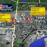 Some road closures planned for right now along I-275 in #Tampa http://t.co/RObTjoMrmw