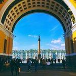 Дворцовая Площадь, Санкт-Петербург. http://t.co/24vbO4oLZC