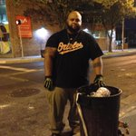 This is Jason Butler. He showed up this morning to clean up a devastated neighborhood #BaltimoreRiots http://t.co/A6jFFDLphZ