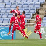 El @GironaFC ya solo se conforma con el ascenso directo ▶ http://t.co/1bPq5G7md7 http://t.co/amTCj4f1as