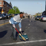Baltimore neighbors wake up early, pick up brooms and shovels to clean outside CVS after riots http://t.co/9ABrloY1mb http://t.co/9kRgk1z4bp