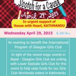 @MaryMcGowne NYC fundraiser tomorrow at @girlsclubny for House With Heart #Nepal #NYC #sisters http://t.co/3b62c93Z23