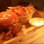#hullcity vs Liverpool Pre March food & drink at Pearsons. Burgers Skewers Hot Dogs #HCAFC http://t.co/FLgIXz5tcJ
