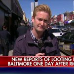 .@PDoocy Reports From Baltimore, Where There Are New Reports of Looting in Broad Daylight http://t.co/CsVvbr4oSR http://t.co/OxBcM1tOqi