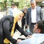 Engelli Olmak Sorun Değil, Engelliye Engel Olmak Sorundur. Türkiye Tarihinde En Çok Engelli İstihdamını Sağladık. http://t.co/bRDk6Z88KH