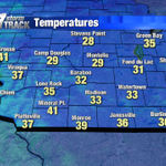 Good morning! Another cool start, but theres VERY little to no wind out there and its sunny. Great day ahead! #WKOW http://t.co/lHKh2zlJrD