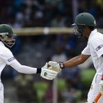 Bangladesh has laid a solid foundation with the bat on Day 1 of the 1st #BanvPak Test: http://t.co/I8RQPramTz 236/4 http://t.co/IoTxHkzAk3