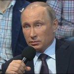 Путин:Основной пик нагрузки от падения цен на нефть уже пройден. Стабильность не может быть разрушена #МедиаФорумОНФ http://t.co/0ilnZqpmjO