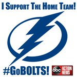 Lets go Lightning!! http://t.co/WIi06SbgdP