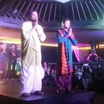 RT @glamsham: .@NeilNMukesh walks the ramp at an event! He is looking handsome in this Indian outfit! RT if you agree. http://t.co/fGQWPvVf…