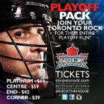 Get your Rock Playoff Pack! Lock in your seats and the best pricing! Buy Now: http://t.co/pLNRQRhPIE http://t.co/pgAXQe9skK