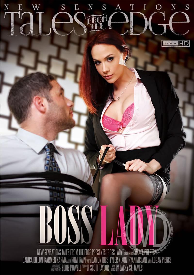 Секс с босс леди 1 фотография