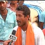 He (Rahul Gandhi) assured us that he will help us: Ram Chandra Yadav (farmer who met Rahul Gandhi) http://t.co/1d233Z6keG #RGPunjabVisit