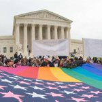 The Supreme Court is set to hear historic same-sex marriage arguments http://t.co/xvTaGNoTaJ http://t.co/rxYIDpAS1y