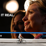 A 5-day remake of @HillaryClintons branding: http://t.co/qM60g1hJ9f by @ctrlzee http://t.co/BPZy1mAAuo