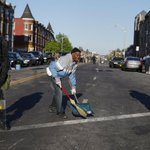 In Baltimore, effort underway to restore order as city assesses damage from riots http://t.co/r873B0YHz6 http://t.co/wf9tr588dF