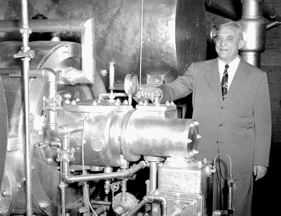 Today in #History: W H Carrier received a #patent for the first industrial air conditioner in 1914. #PatentsMatter http://t.co/neuse5CDMB