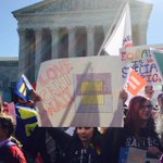 Its time to stand on the right side of history and support love for all. #LoveCantWait #LoveMustWin http://t.co/31erU4IDhi