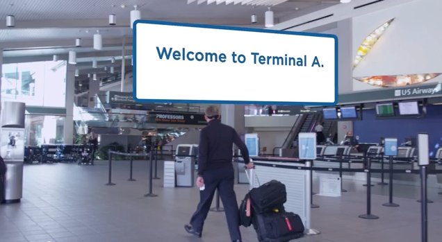 Check out our video guide of Terminal A. The easiest airport experience around.