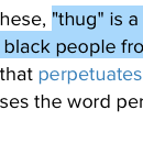 """Why everyone needs to stop calling the #Baltimore rioters """"thugs"""" http://t.co/CSkYxwGEXI http://t.co/yIwany4Ek5"""