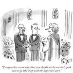 The Daily Cartoon by Christopher Weyant: http://t.co/QgplMWGIkZ #SCOTUS http://t.co/QwqINVKSiM