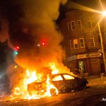 See the clashes in Baltimore after Freddie Gray's funeral http://t.co/kGFD551iGW http://t.co/tSkUkh5yzs