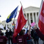 Supreme Court set to hear historic same-sex marriage arguments http://t.co/X6SY5Hp0ZM http://t.co/id7TzJ0TDc