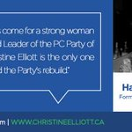 I'm honoured to have the support of my good friend Hazel McCallion. Join us: http://t.co/54sGBR5pnT #pcpo #onpoli http://t.co/lkM1DfxSlk