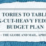 Our balanced budget is cutting taxes for middle-class Canadians. Support the budget: http://t.co/sLdDvsxEzk #cdnpoli http://t.co/tj4SojFnYA