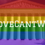 Every American deserves right to marry who they love. Time for #SCOTUS to reaffirm that. #LoveCantWait #LoveMustWin http://t.co/FVRrnLKl4g