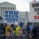 Audio from the Supreme Court same-sex marriage arguments http://t.co/Y3sBhE81T5 http://t.co/v3WsIvTotG