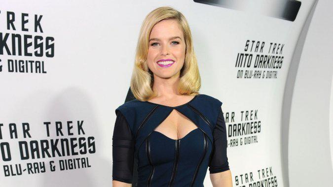 "Alice Eve Deletes Bruce Jenner Rant: ""If You Were a Woman No One Would Have Heard of You"