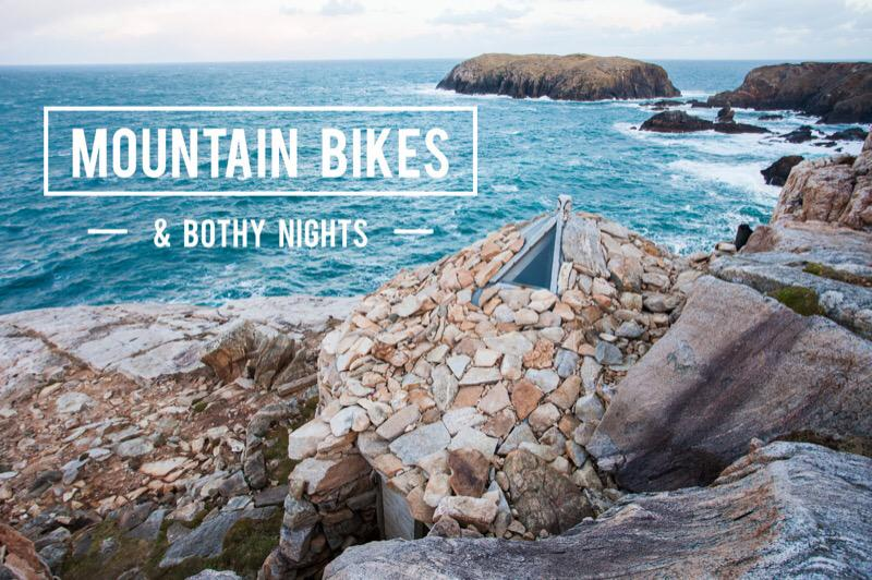 Mountain Bikes and Bothy Nights - my new short film - is online now: https://t.co/zKQU8dgnGZ I hope you enjoy it! http://t.co/ovrC5M7nSC