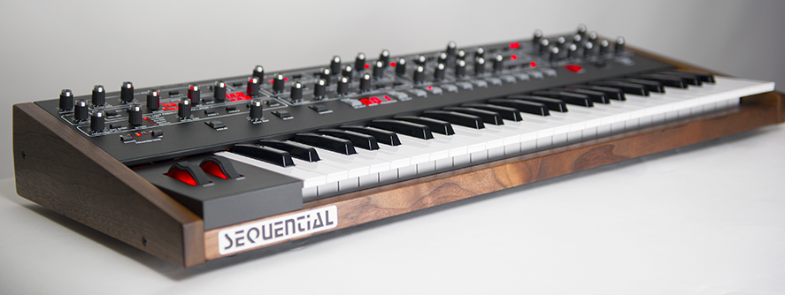 Final pricing for the #Sequential #Prophet6 is set! US list price: $2,999. US MAP: $2,799. We ship in June! http://t.co/cYmxuET33m