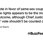 Supreme Court appears ready to rule in favor of marriage equality, @chrisgeidner reports http://t.co/8cYwjzjZzJ http://t.co/MuTLTwCyz0