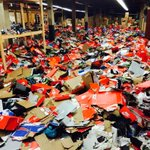 """""""My heart breaks for our family & for Baltimore."""" One familys loss, shoe store looted. @NBCNightlyNews http://t.co/1nQfWu83DY"""