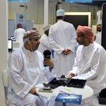 لقاء إذاعي مع الفاضل محمد البريكي ضمن مشاركة #بلدية_مسقط في معرض #كومكس2015 http://t.co/5rfoJnbZWM