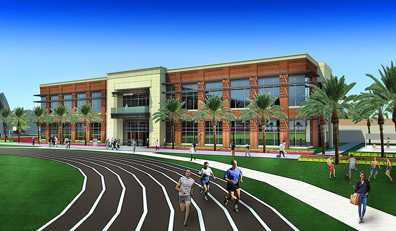 #UTampa announces construction of new campus fitness center! Details: http://t.co/bfFnqC599v http://t.co/zycWKFmwkv