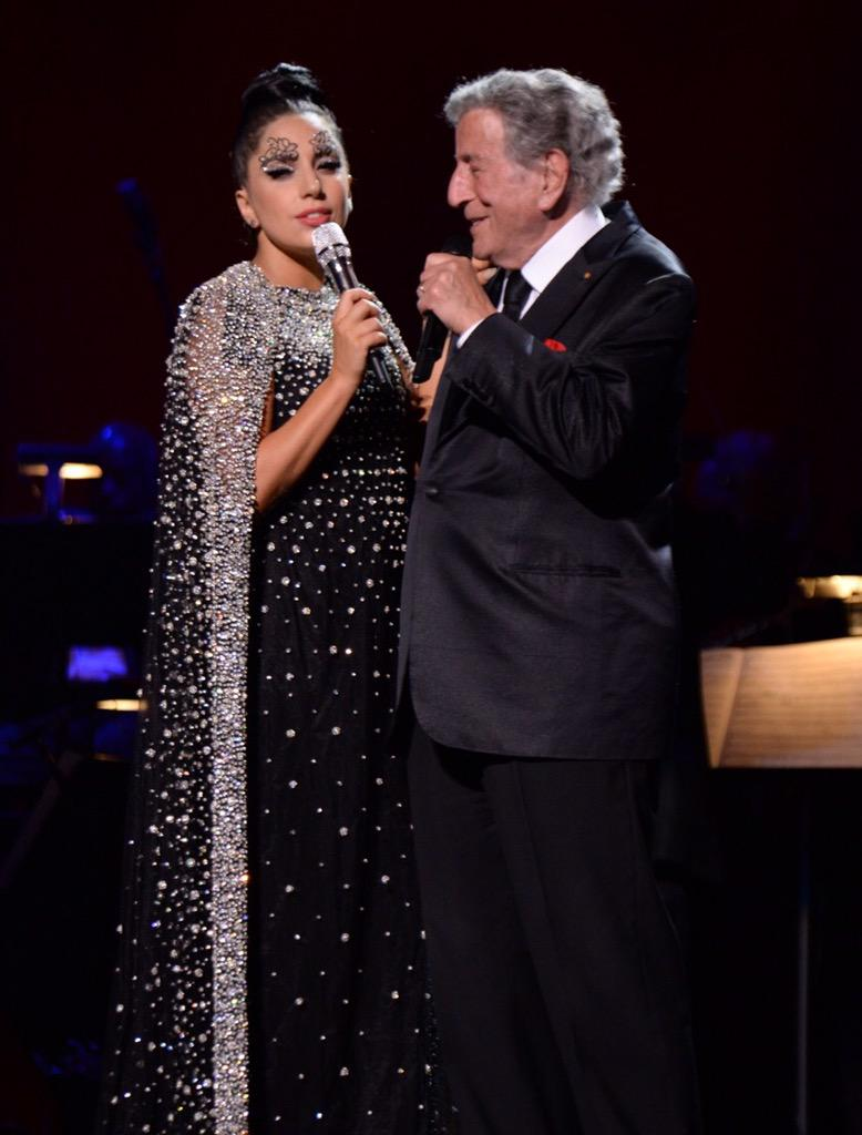 Tony and Gaga: fastest sold-out show in Ravinia history. http://t.co/6mOPnGSMFK