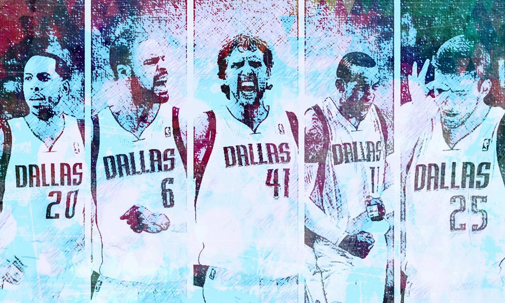 Ride or die, love my Mavs. Thanks for a great season! #MFFL http://t.co/GY6iofI92A