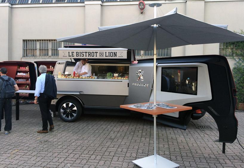 .@Peugeot food truck puts the restaurant on wheels for world expo 2015 http://t.co/YE0v7tRzQ8  #innovation http://t.co/6stwHTzAiR