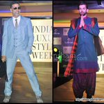 RT @glamsham: .@akshaykumar, @NeilNMukesh & others at the #IndiaLuxuryStyleWeek: http://t.co/4QS6INaPp2 http://t.co/FvuAGF4dQb