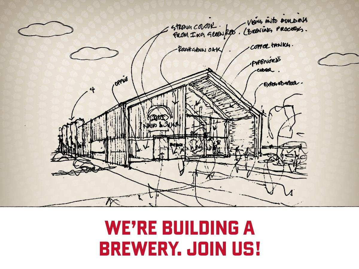 We're building our first ever brewery. Want to get involved? See how here: http://t.co/abHs1q1hwz  Capital at risk. http://t.co/BH2Xuoj5Es